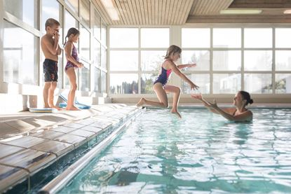 Bild von Intensiv-Kinderschwimmkurs Fortgeschrittene (Ferien- bzw. Samstagskurs)