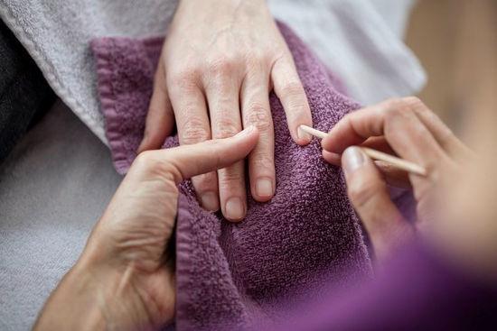 Bild von 40 Min. Handpflege mit Nagellack