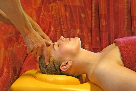 Bild von 50 Min. Ayurveda Rücken Massage